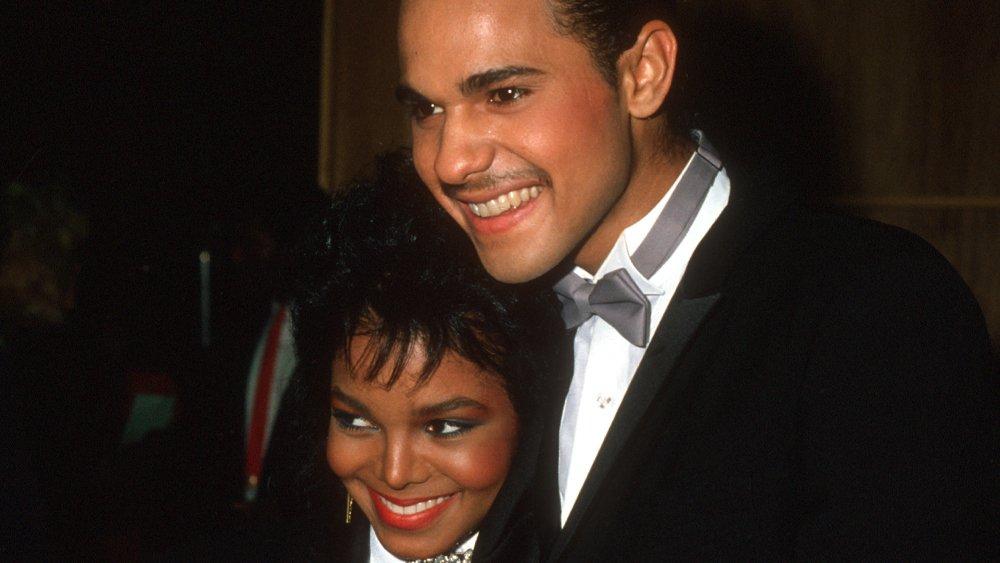 Janet Jackson and James DeBarge, 1984