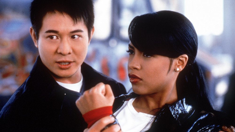 Jet Li Aaliyah
