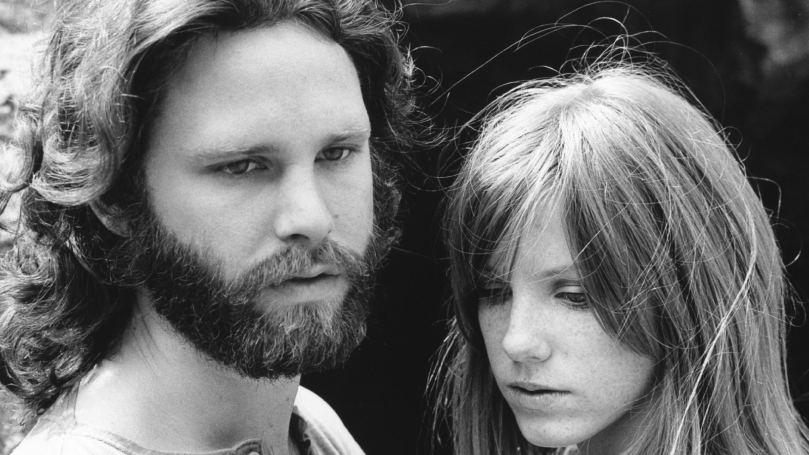 The Truth About Jim Morrison And Pamela Courson's Relationship