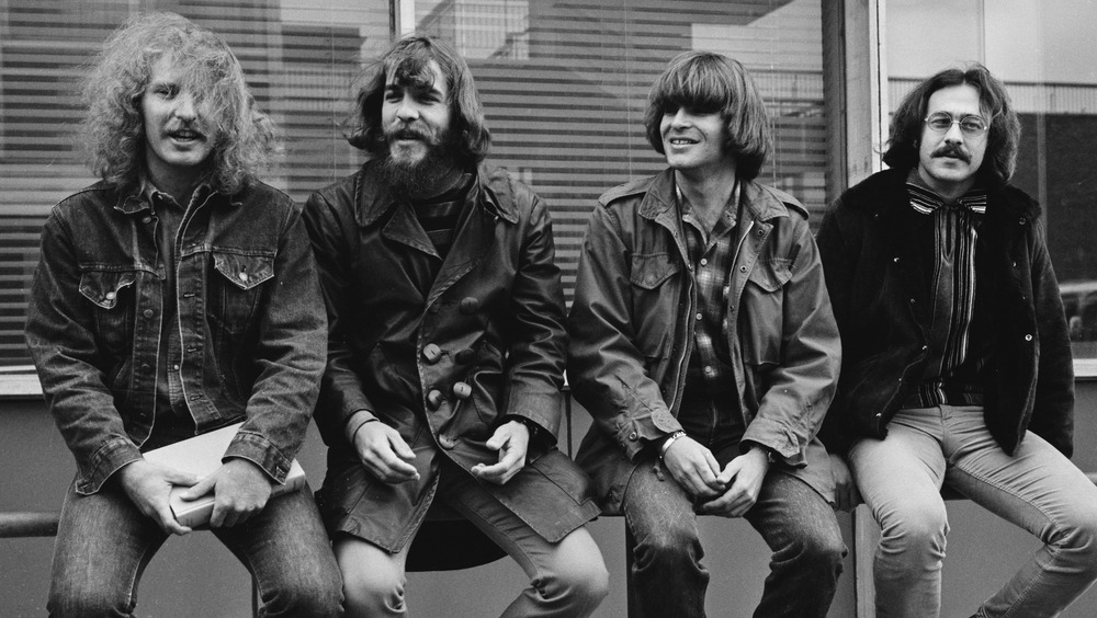 Creedence Clearwater Revival, 1970.
