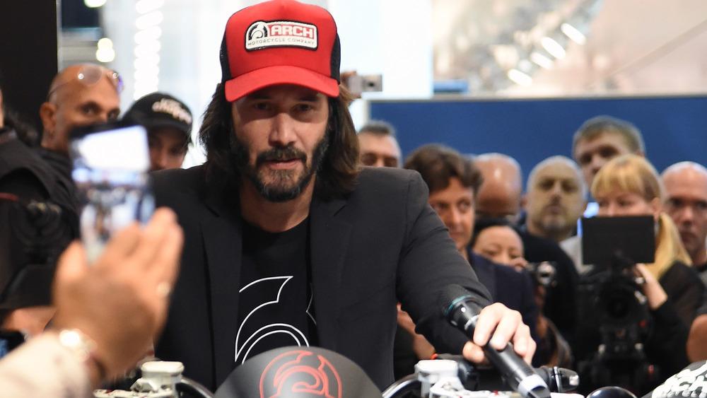 Keanu Reeves, 2017