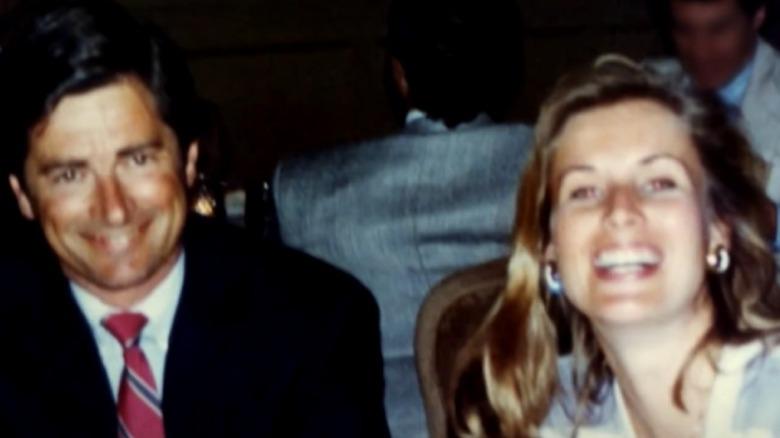 Dan and Linda smiling