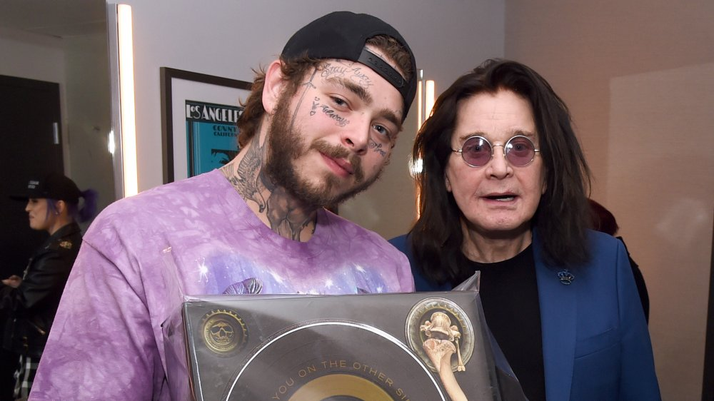 ozzy post malone