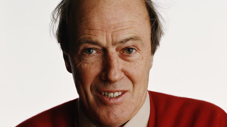 Roald Dahl in 1976