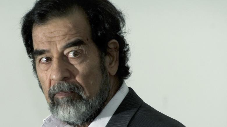 Saddam Hussein's Trial