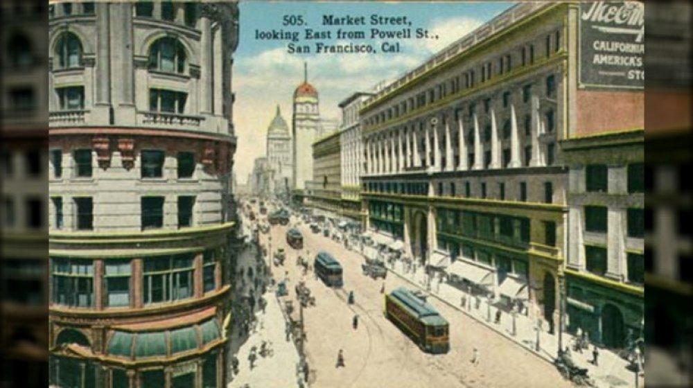 San Francisco, early 1900s