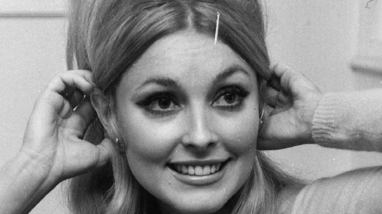 Sharon Tate smiling