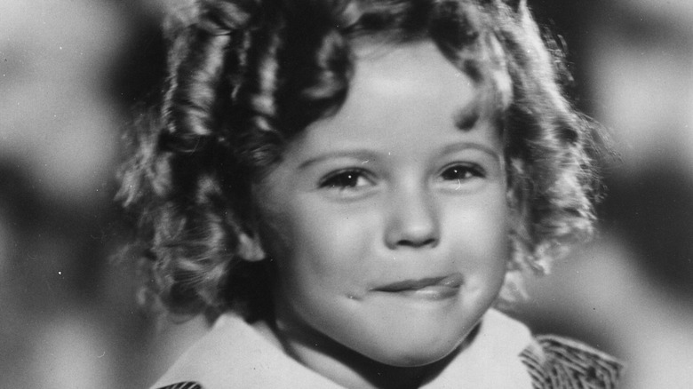 Young Shirley Temple