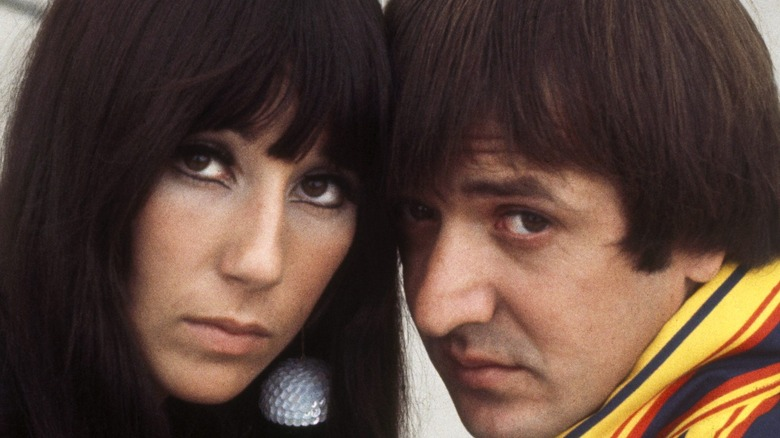 Sonny and Cher close up