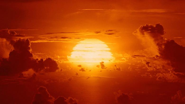 1956 nuclear blast Enewatak Atoll