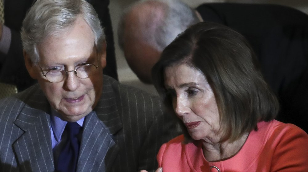McConnell and Pelosi