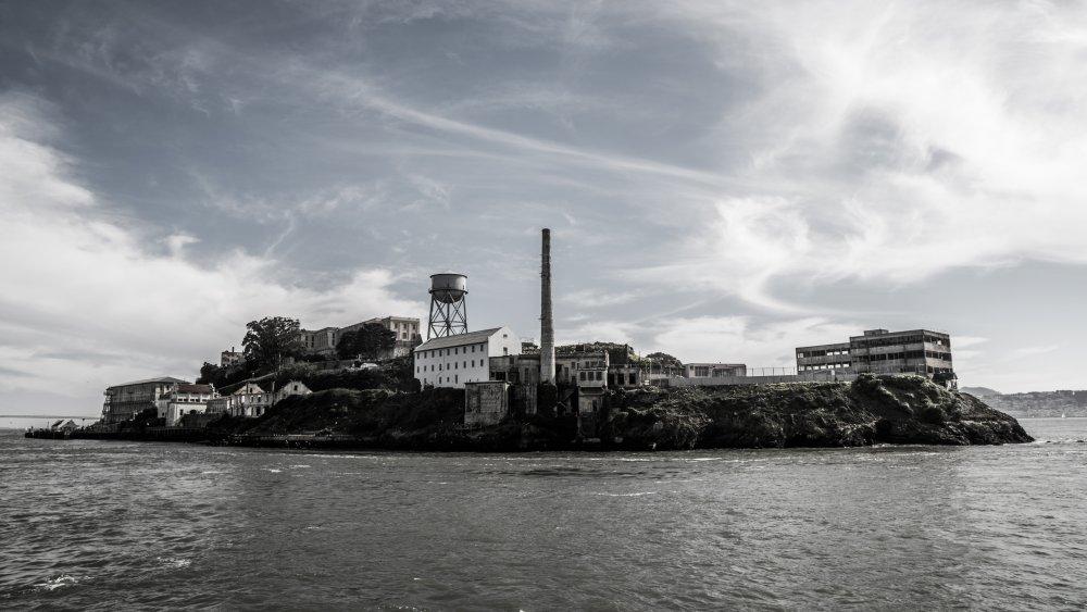 Alcatraz prison