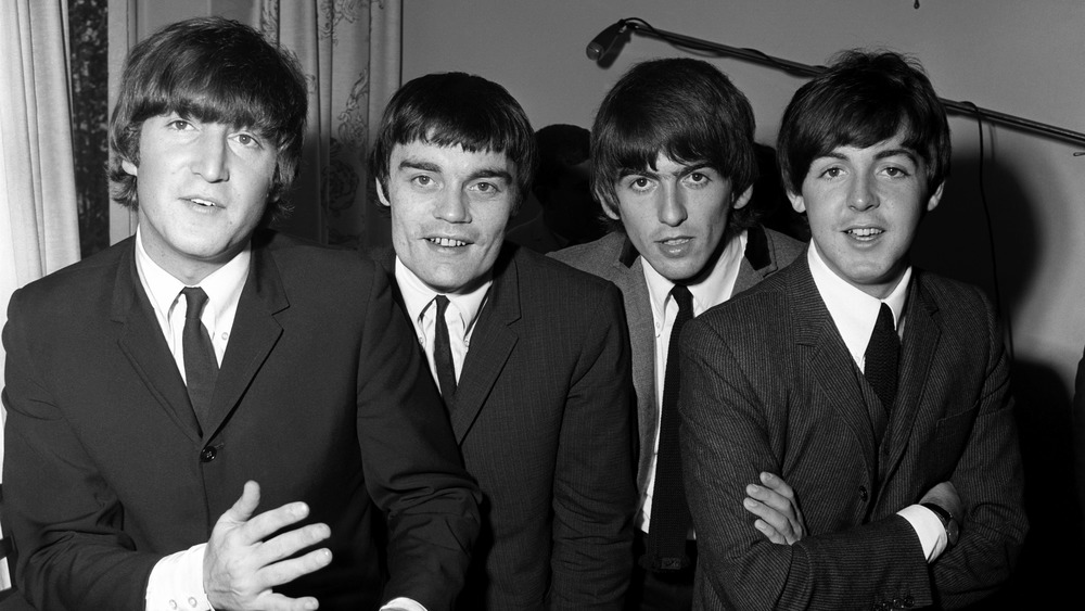 The Beatles with Jimmie Nichol