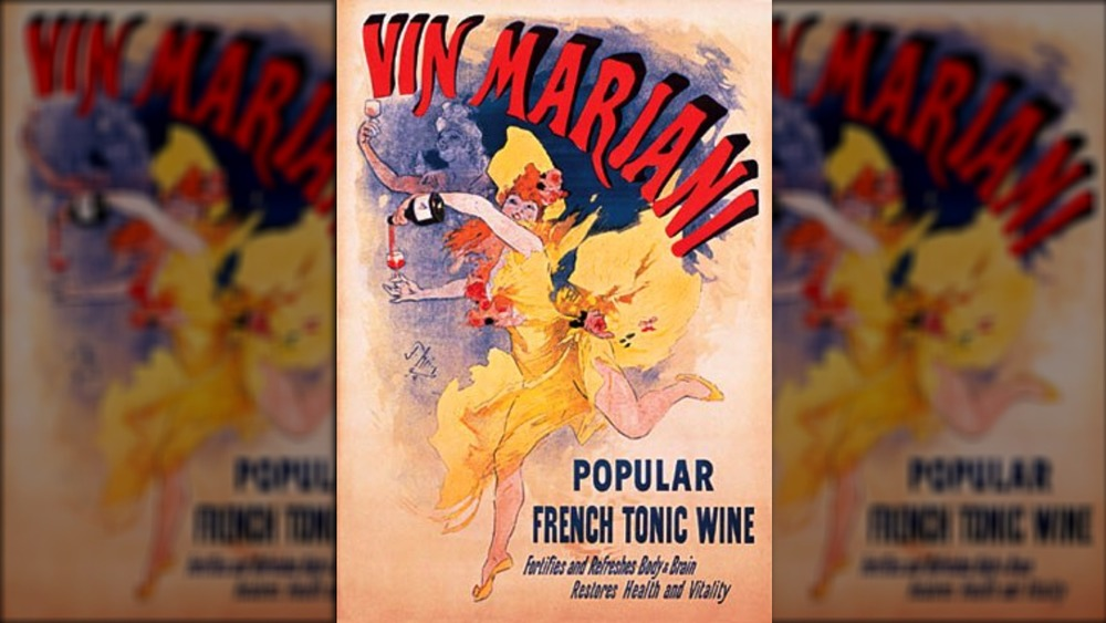 Vin Mariani ad