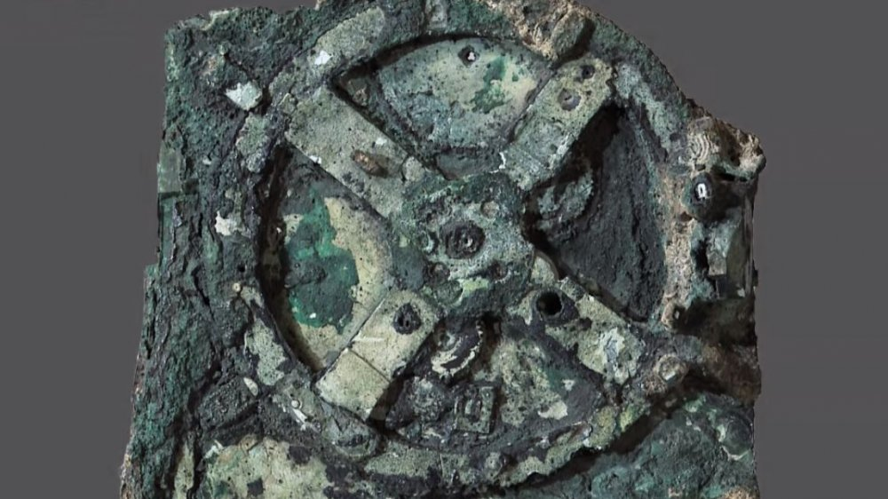 The largest gear of the Antikythera Mechanism