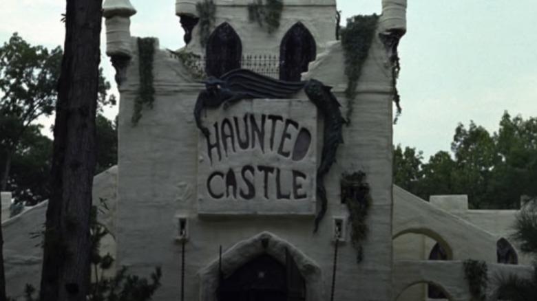 Haunted Castle facade