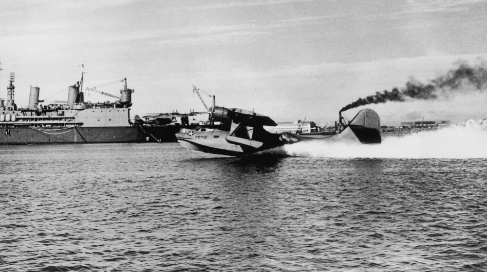 A Catalina Seaplane