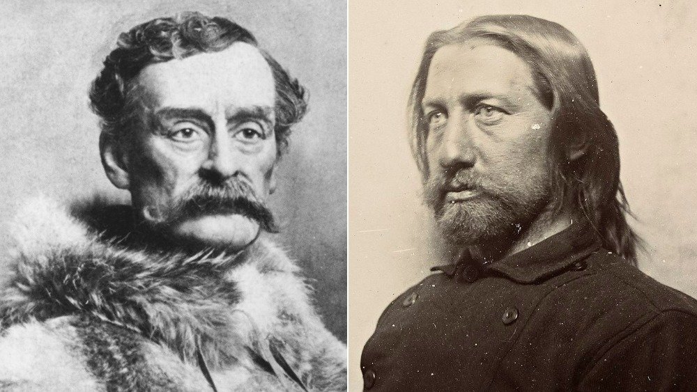 Robert Peary and Frederick Cook