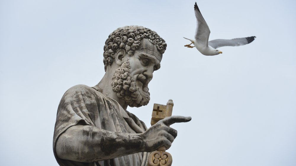 Statue of St. Peter