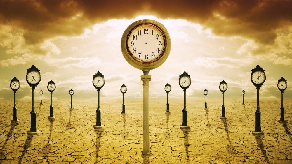 Lots o' clocks