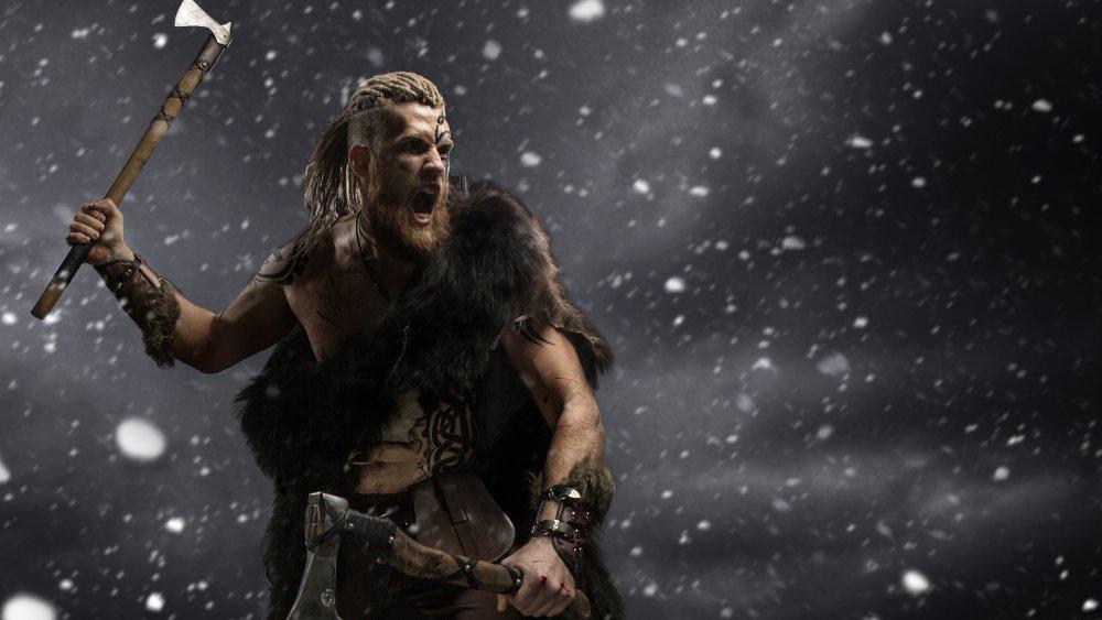 Berserker Viking