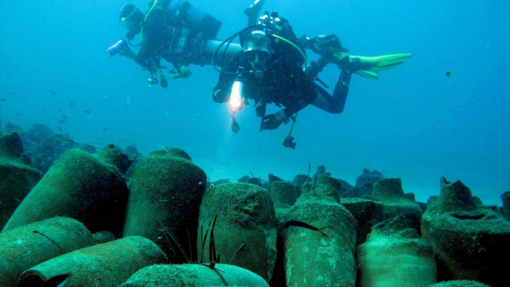 Roman Shipwreck