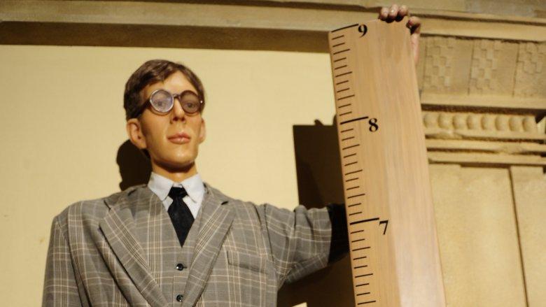 Robert Wadlow, World's Tallest Person