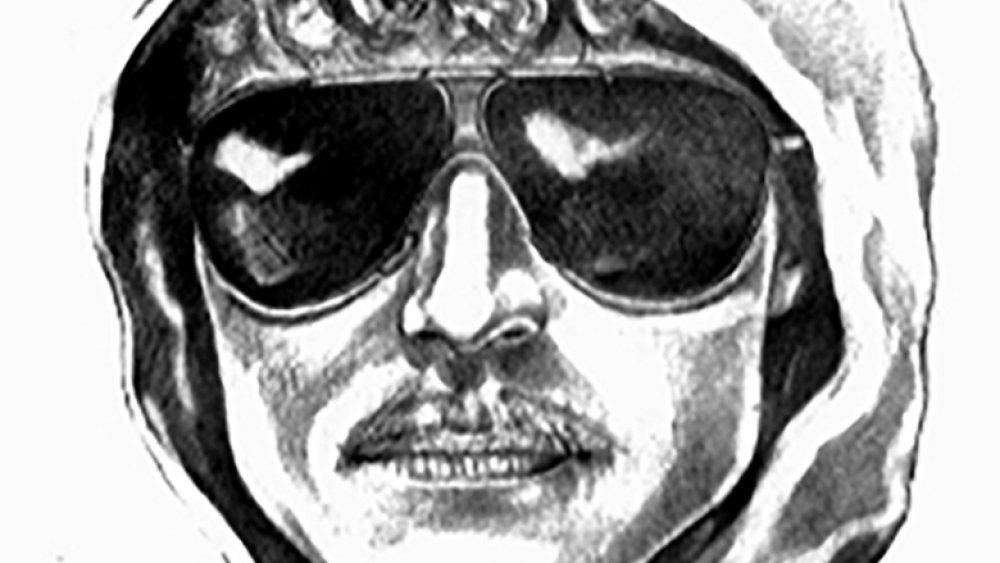 Police sketch of Unabomber