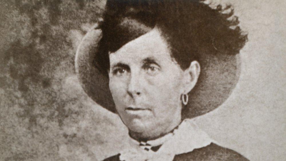 belle starr, Old West