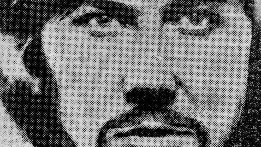 Police photofit of Yorkshire Ripper