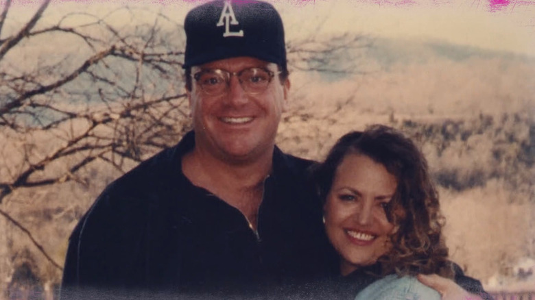 Actor Tom Arnold and his sister Lori