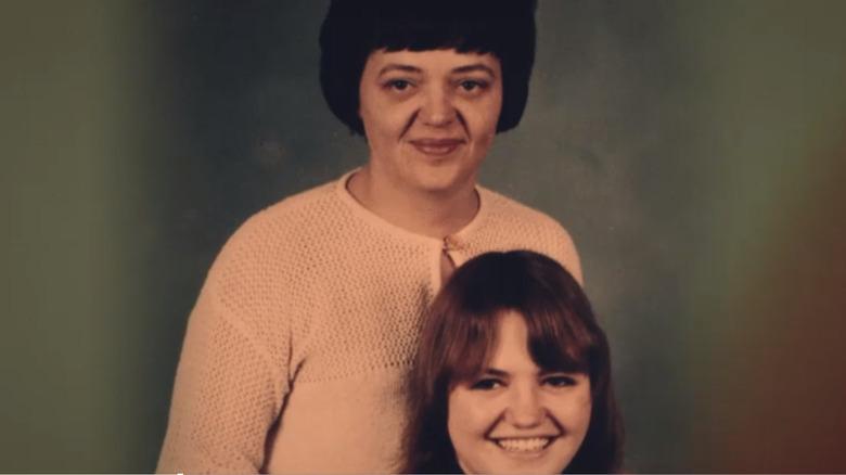 Лори Арнольд с мамой