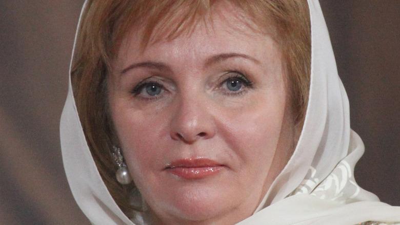 Lyudmila Putin