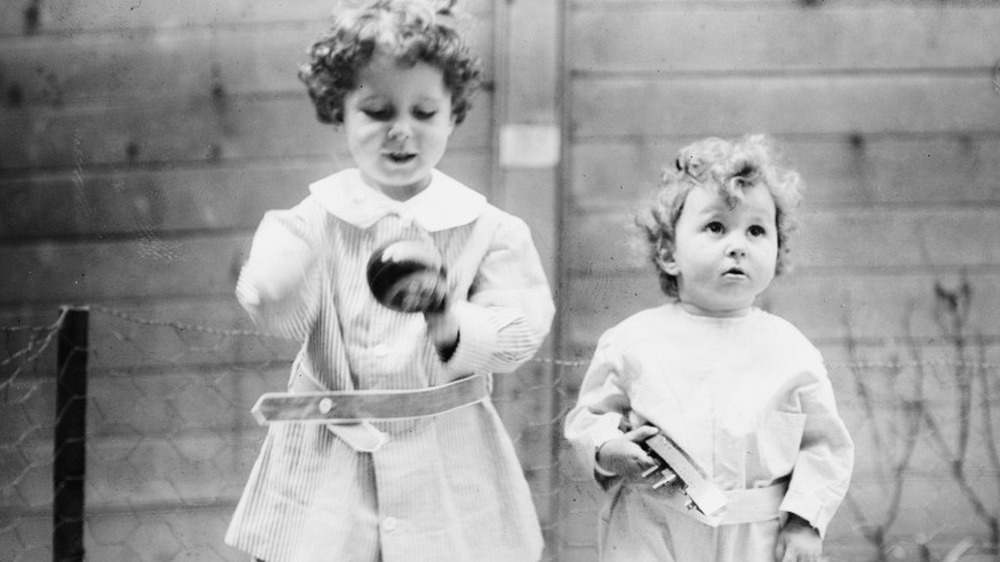 the Titanic orphans