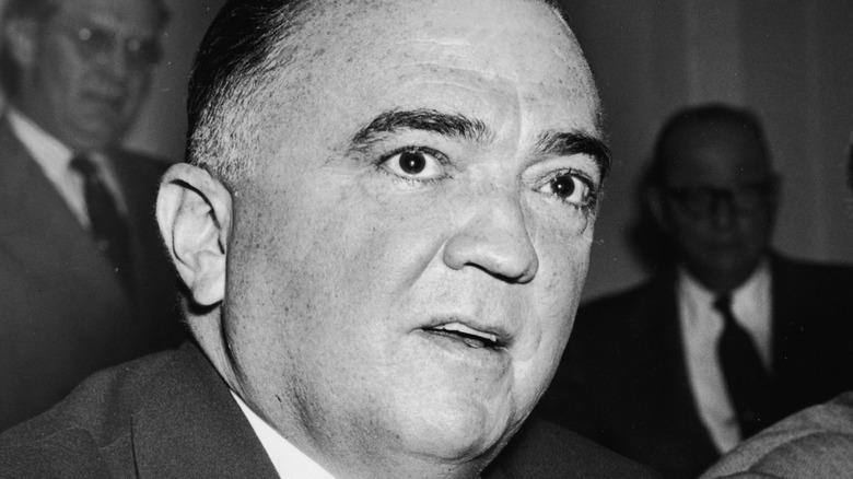 J. Edgar Hoover, 1950s