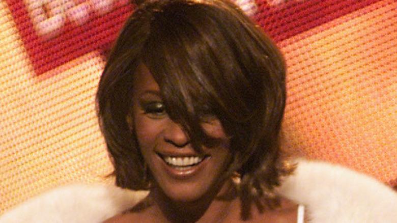 Whitney Houston, MTV award show