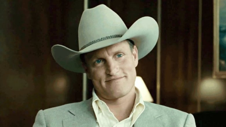 Woody Harrelson in No Country for Old Men