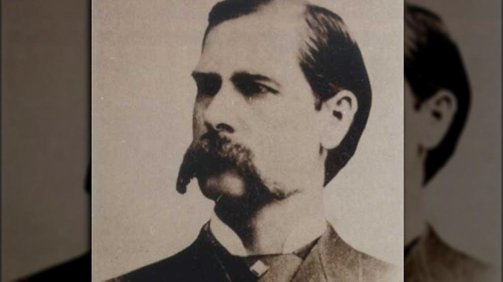 Wyatt Earp in a photo