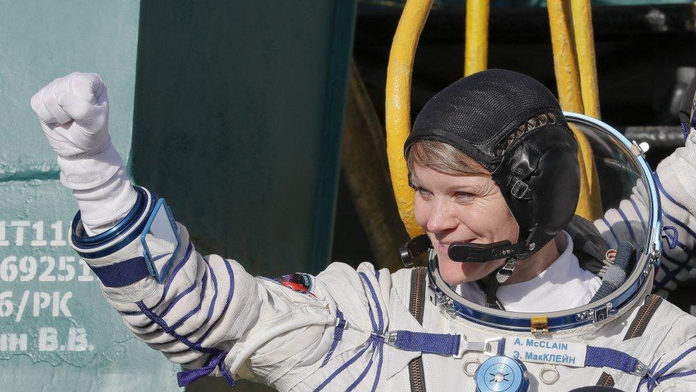 Ann McClain, astronaut
