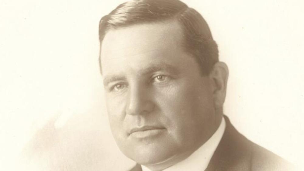 Portrait of Thomas John Ley