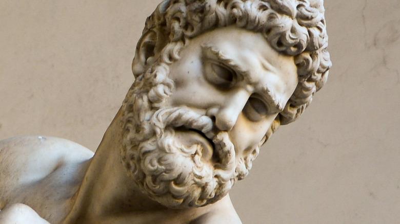 hercules statue centaur