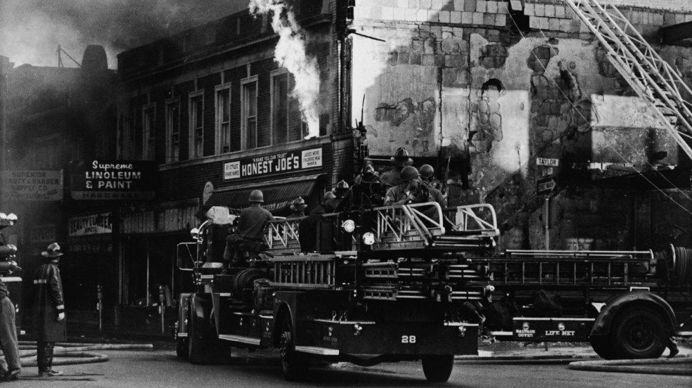 1967 Detroit race riot