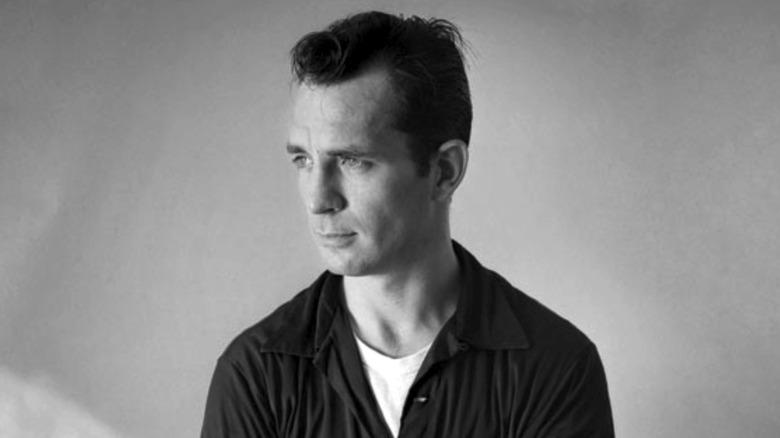 Jack Kerouac portrait by Tom Palumbo