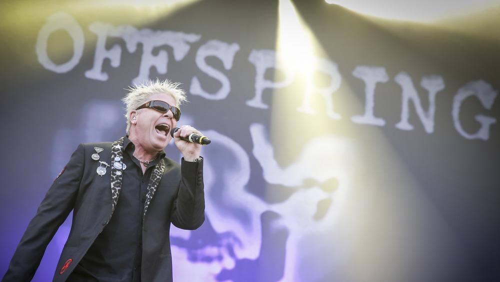 The Offspring frontman Dexter Holland
