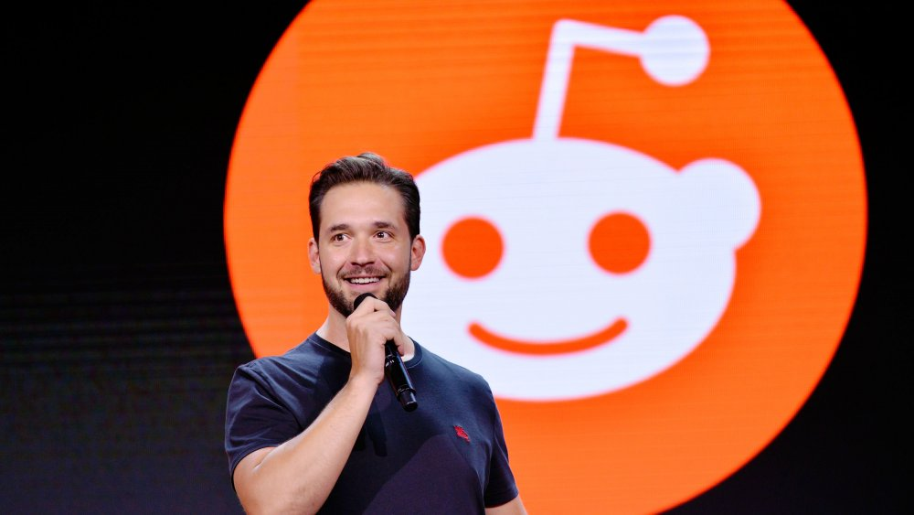 CEO of Reddit Alexis Ohanian attends WORLDZ Cultural Marketing Summit 2017 at Hollywood and Highland on July 31, 2017 in Los Angeles, California.