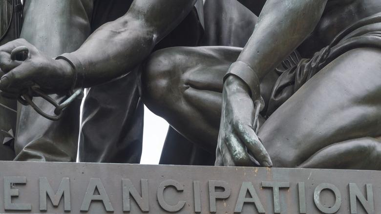 emancipation abolitionist movement