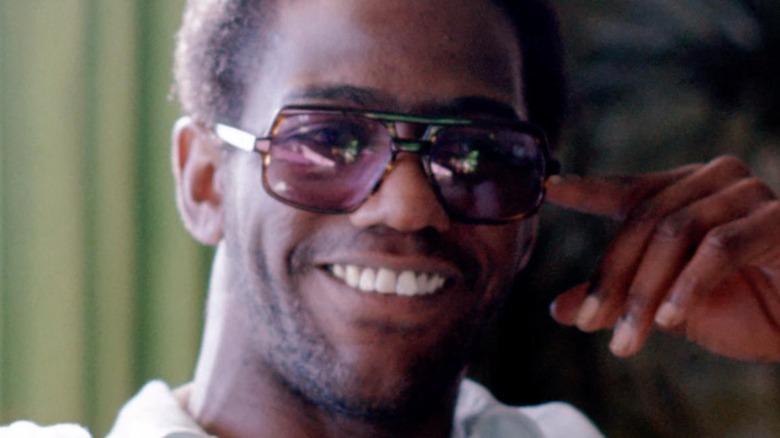portrait of Al Green in 1970