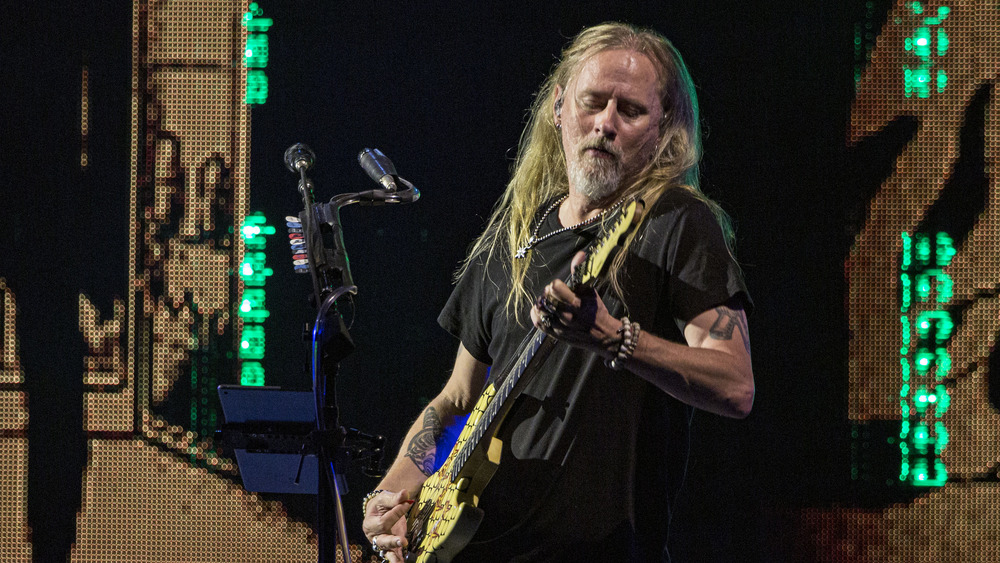 Jerry Cantrell performs in 2019 in Chula Vista, California