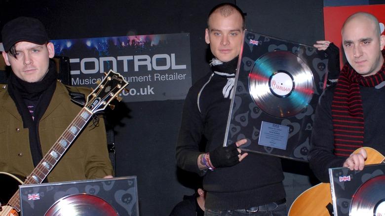 Alkaline Trio holding records