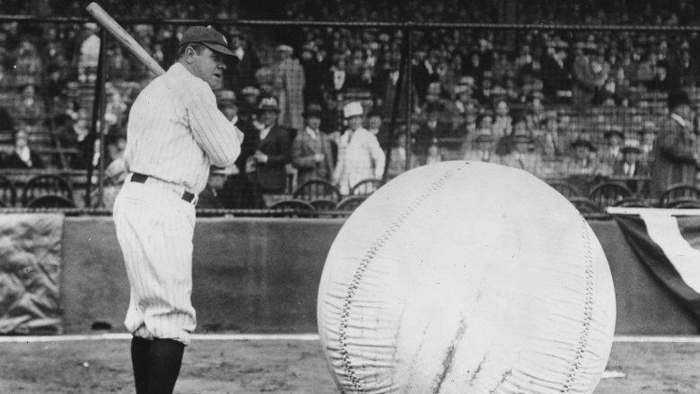 Babe Ruth Fat